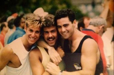 Газета гей сообщества Москвы 90-х «1/10»