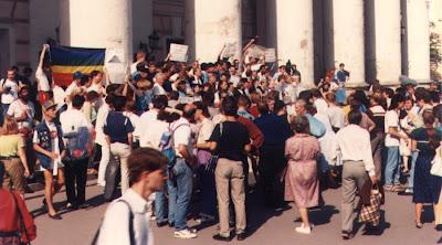 митинг ЛГБТ сообщества